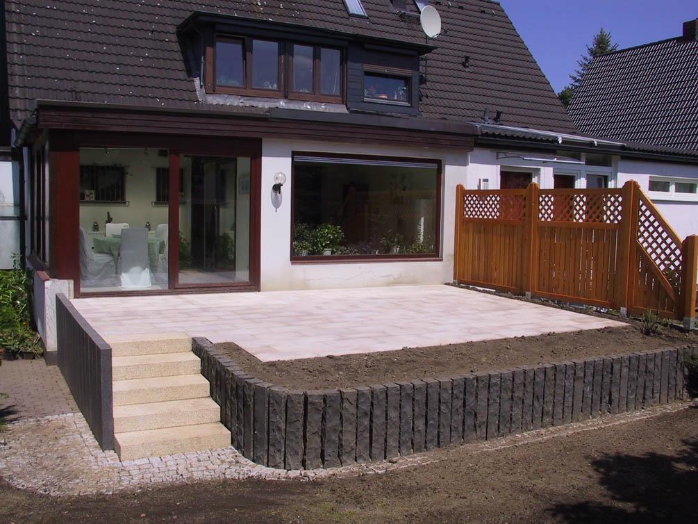 terrassen natursteine 28. Black Bedroom Furniture Sets. Home Design Ideas